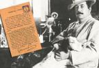 la Riserva di Caccia - Giacomo Puccini